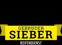 Gebrüder Sieber Reifendienst Logo